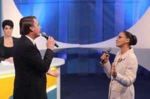 Levante Ideias - Bolsonaro Marina Debate Estadão