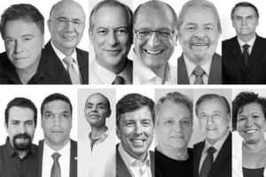 Levante Ideias - Brasil Candidatos Presidência