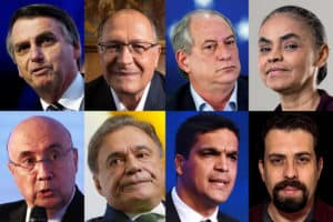 Levante Ideias - Brasil Candidatos Presidência Debate