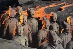 Levante Ideias - China soldados