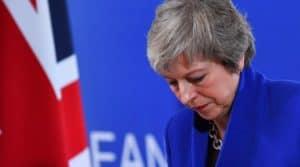 Levante Ideias - Theresa May
