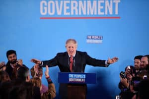 Levante Ideias - Boris Johnson