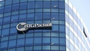 BTG Pactual Logo - E Eu Com Isso - Levante Ideias de Investimentos