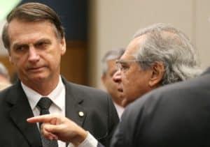 Bolsonaro e Paulo Guedes - E Eu Com Isso - Levante
