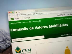 Site CVM
