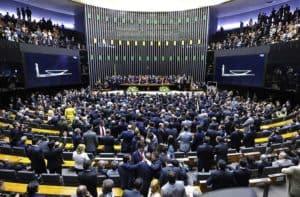 Câmara dos deputados em perspectiva