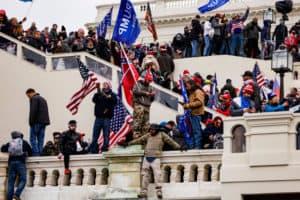 Protestos Pró Trump, 06 - Levante Ideias