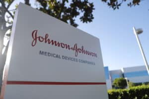Johnson & Johnson JNJ JNJB34 - Levante