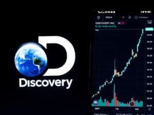 Discovery Inc. - Ações - Ibovespa