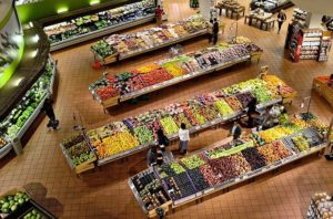 Supermercado - Levante Ideias
