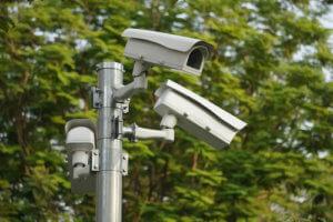Levante Ideias - Câmera de segurança