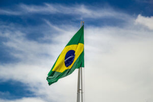 Levante Ideias - Bandeira Brasil