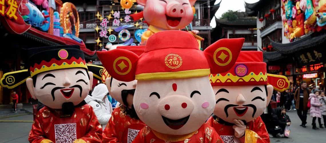 Ano novo do porco