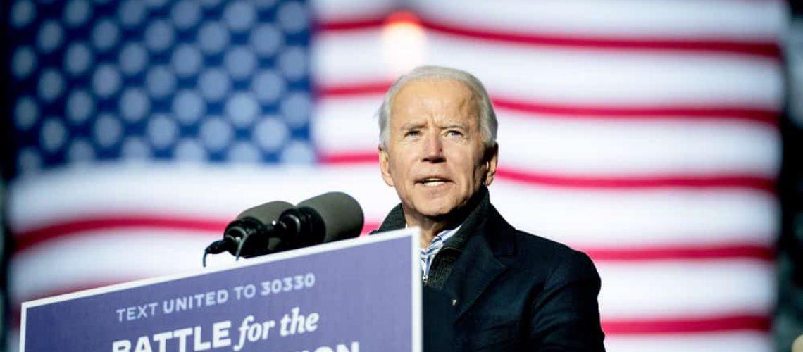 Biden e a transição americana