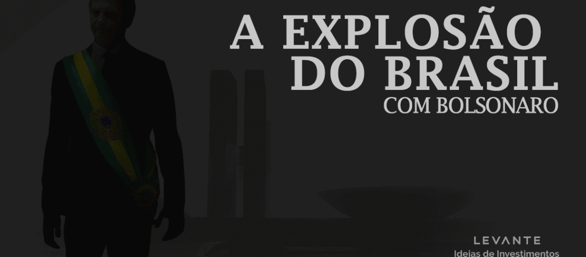 Explosão do Brasil com Bolsonaro - Facebook Vertical 1200x628_Black
