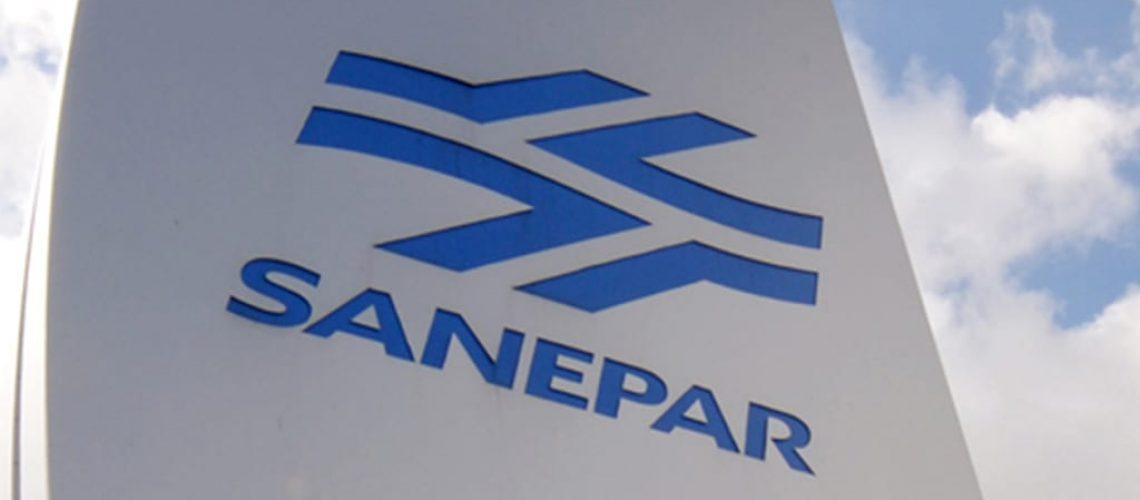 Sanepar Logo - E Eu Com Isso Levante