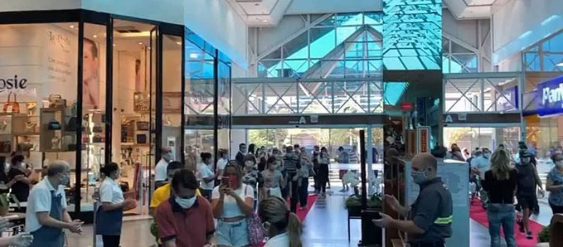 Shopping Center - Levante Ideias de Investimentos