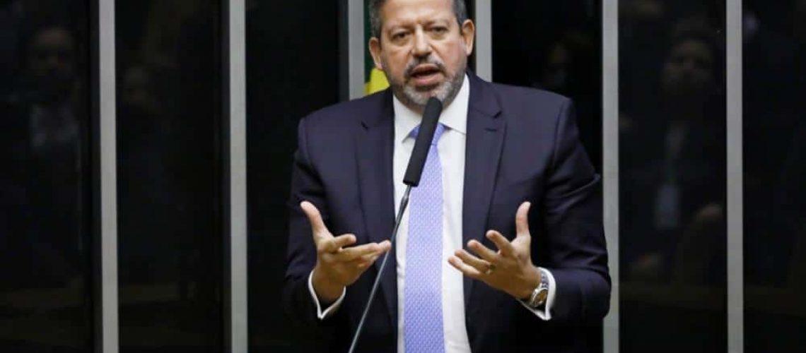 Arthur Lira na Câmara dos Deputados - Levante Investimentos