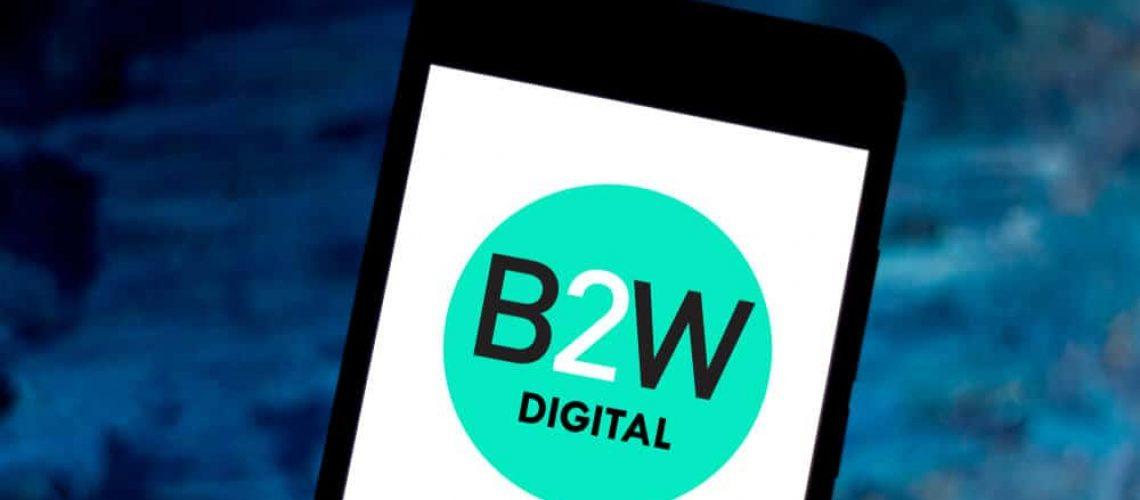 B2W - BTOW3 - Levante Ideias