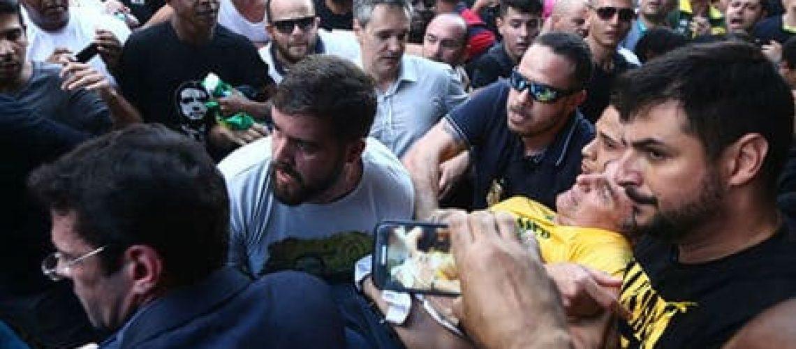 Levante Ideias - Bolsonaro Facada