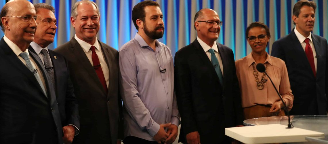 Levante Ideias - Debate Globo