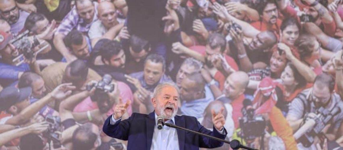 Discurso de Lula - E Eu Com Isso - Levante