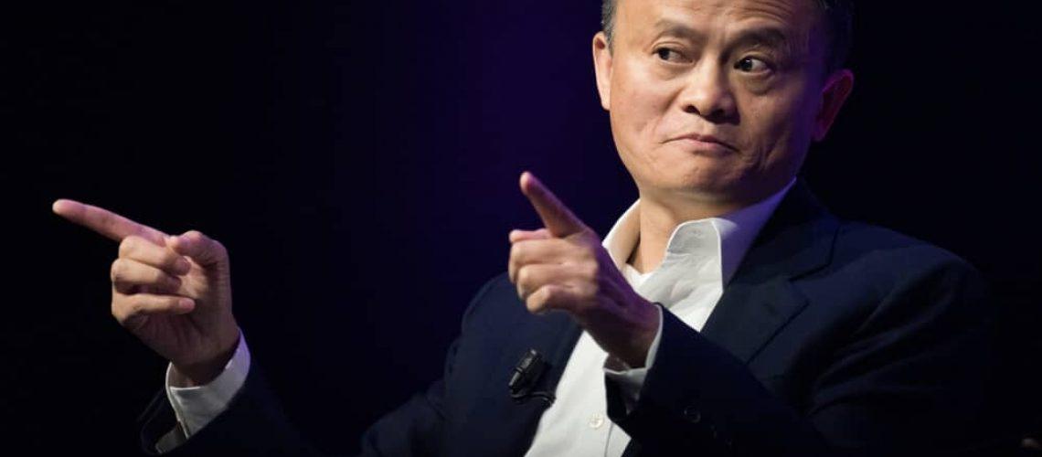 Foto de Jack Ma, CEO