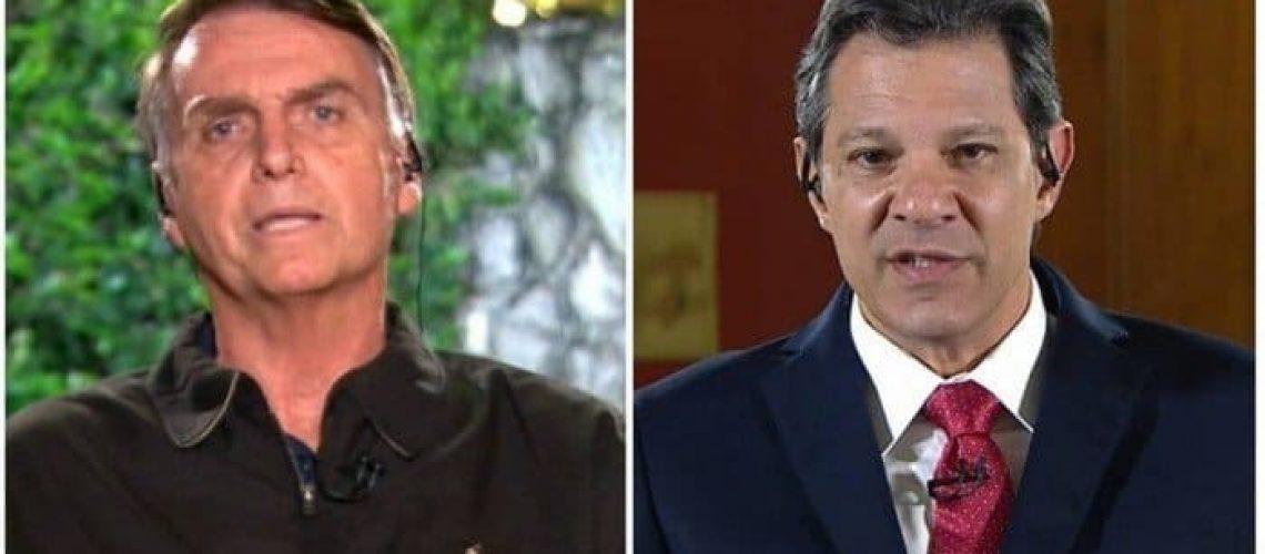 Levante Ideias - Bolsonaro e Haddad
