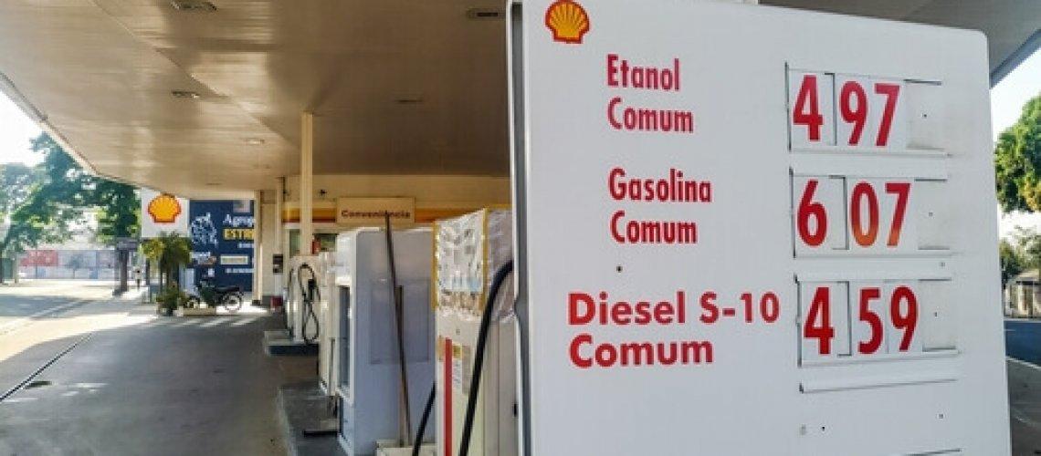 Levante Ideias - Posto de Combustível