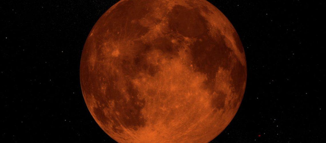Levante Ideias - Lua Vermelha
