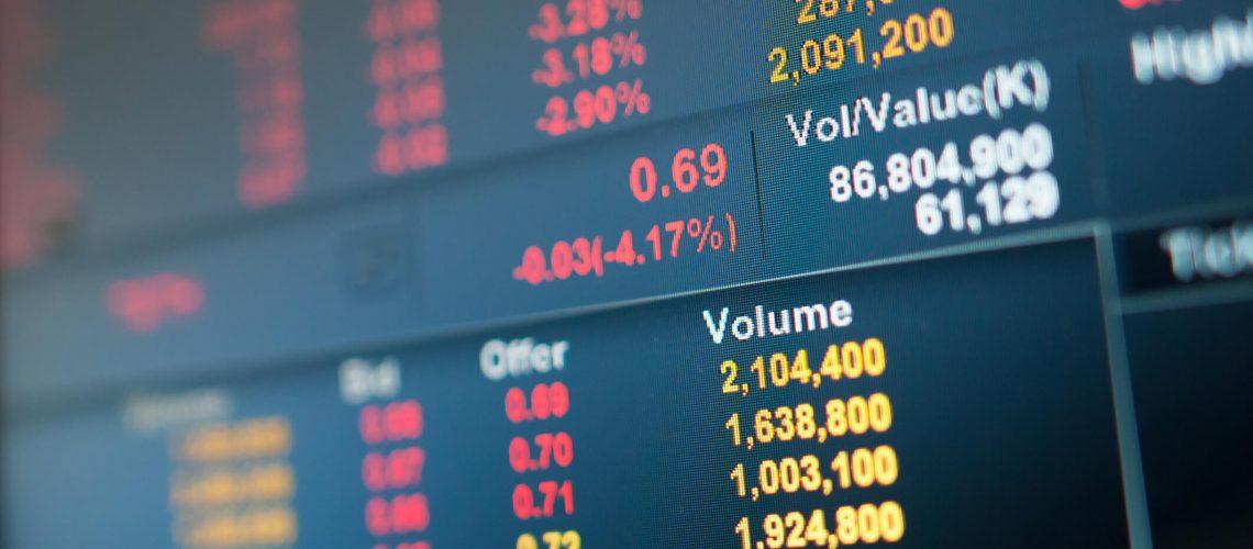 tipos de ações da bolsa de valores