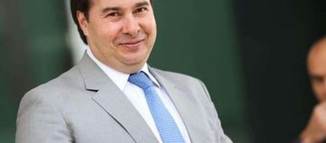Rodrigo Maia na Câmara