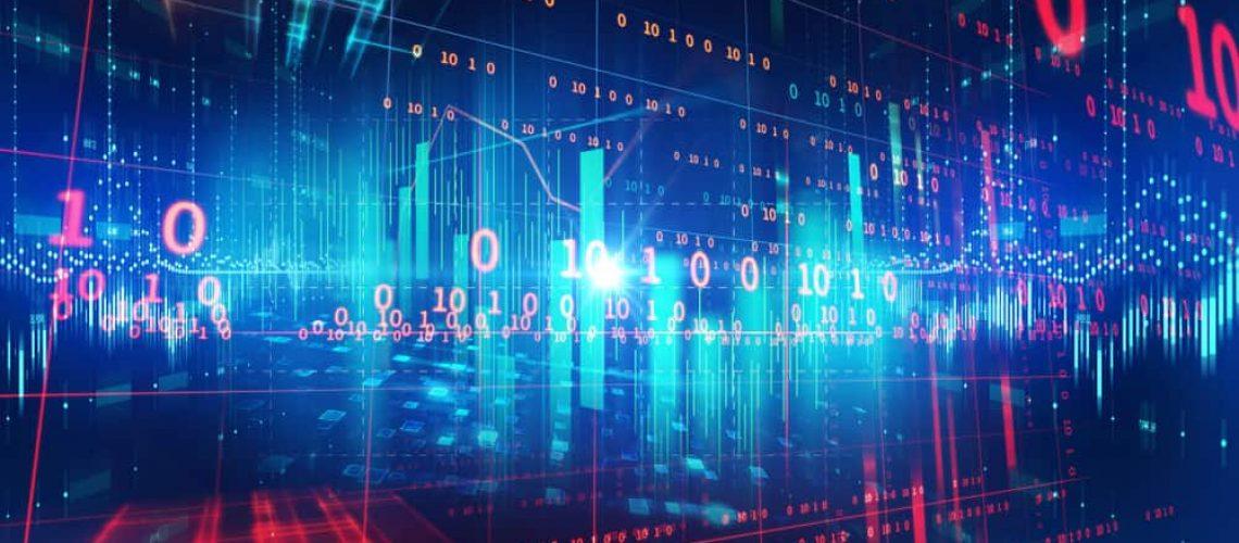 Sequência de números - Gráficos e informações