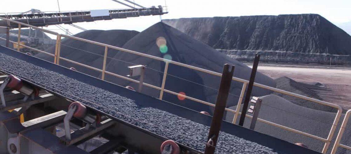 Commodities - minério de ferro