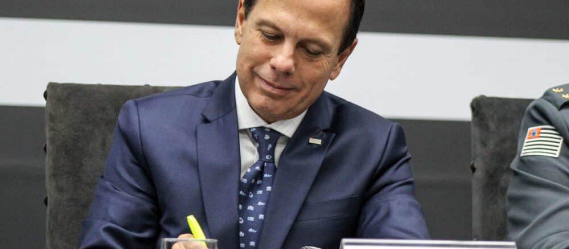 João Dória, atual governador de São Paulo