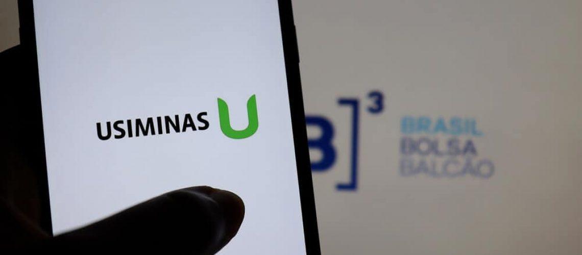 Usiminas - USIM5 - Levante Ideias