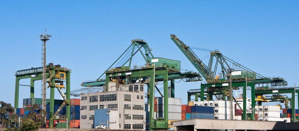 Porto de Santos - Levante Investimentos