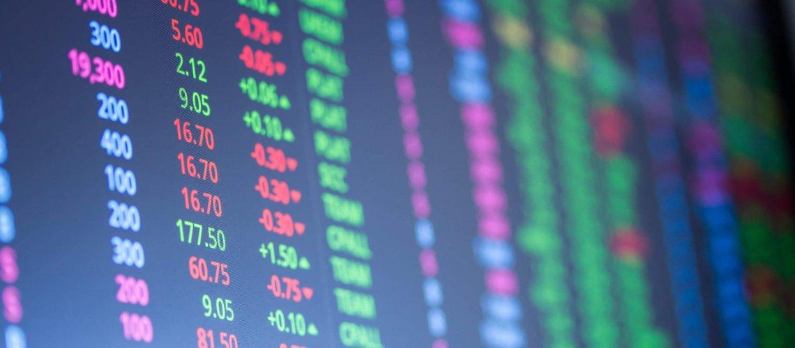 Stock,Exchange,Board,Background