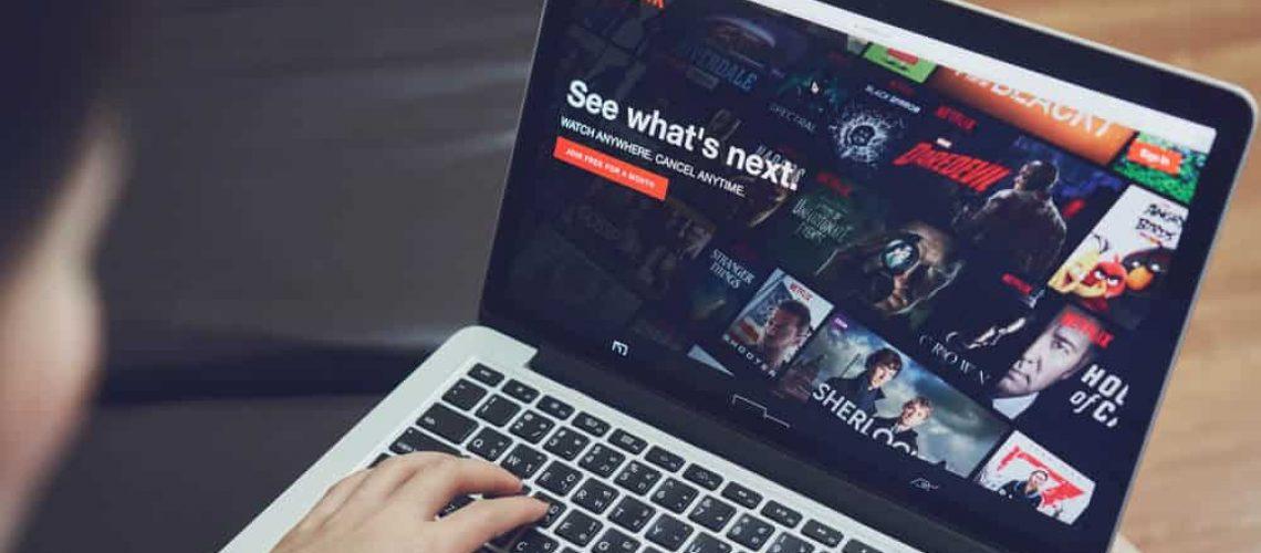 Netflix - Levante Investimentos
