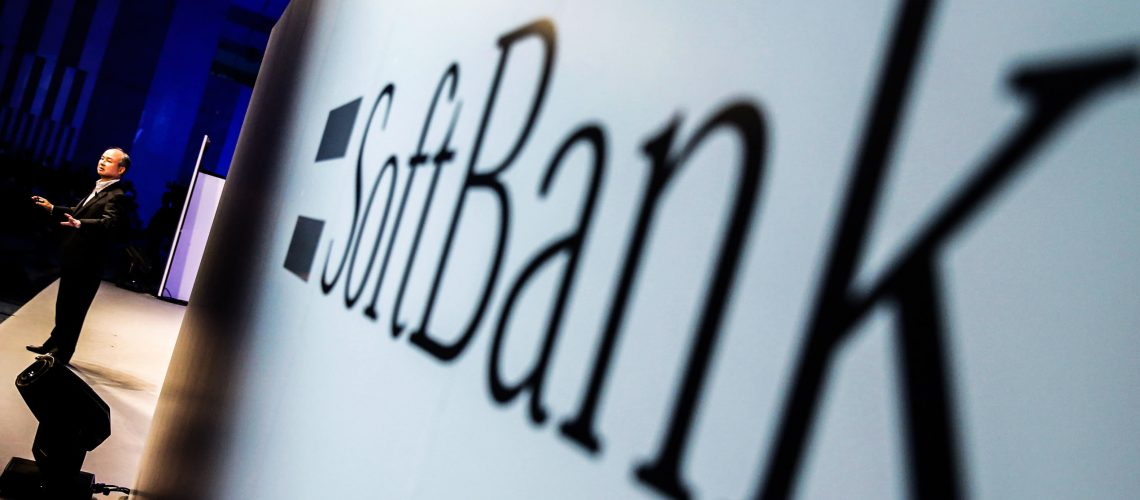 SoftBank / Reuters