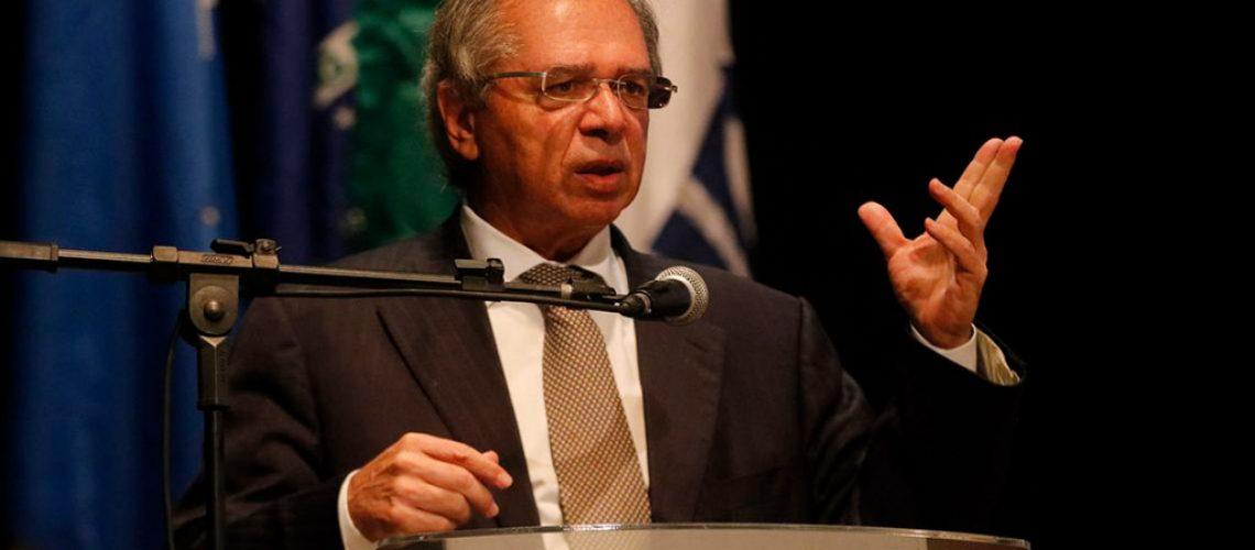 Paulo Guedes (Fonte: Tânia Rego / Agência Brasil)