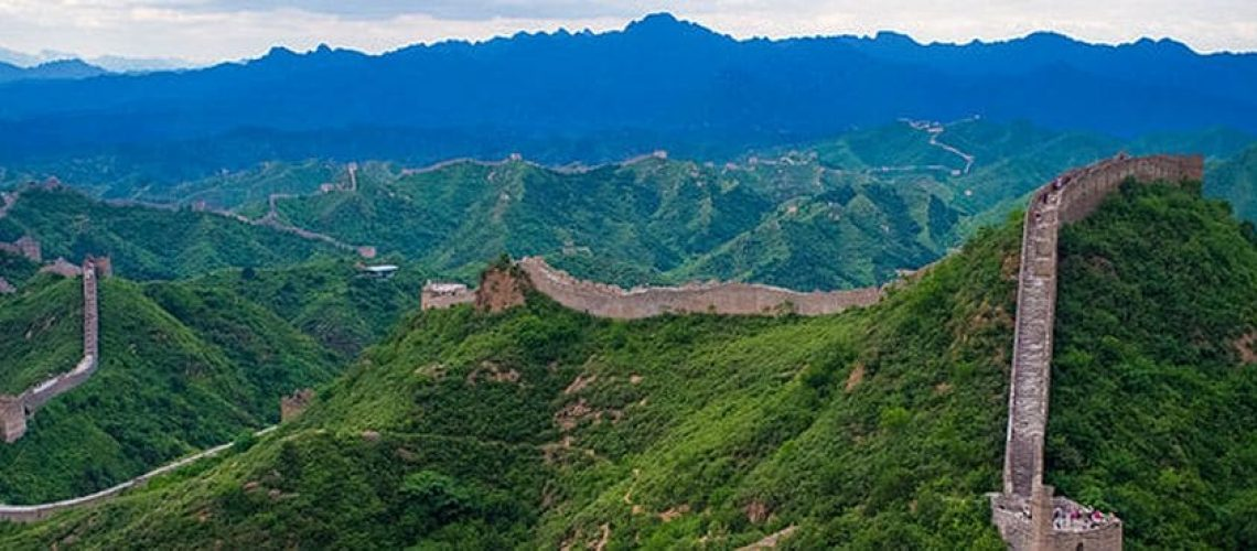 Levante Ideias - Muralha da China
