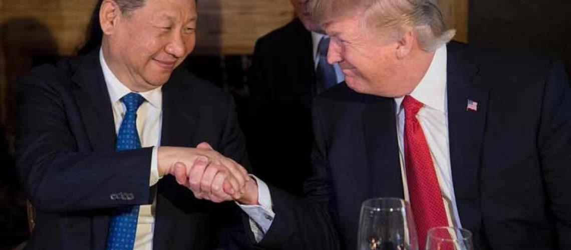 Levante Ideias - Trump Xijing Ping
