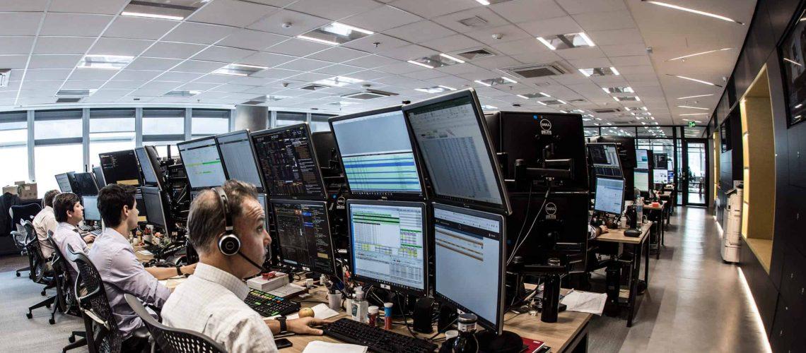 Escritório da XP Investimentos em São Paulo - 20/03/2019
